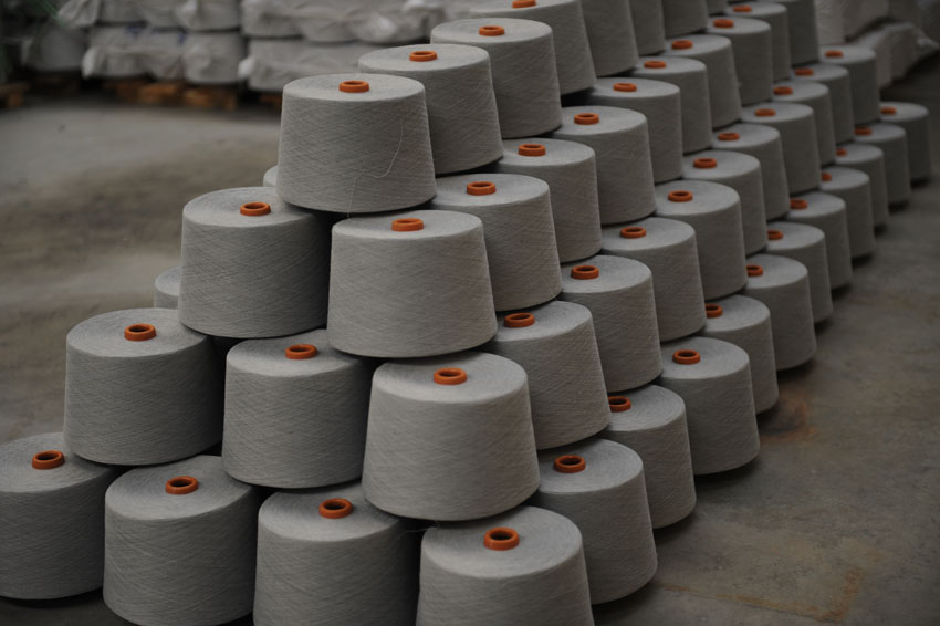 Polyester RING SPUN YARN 30/1